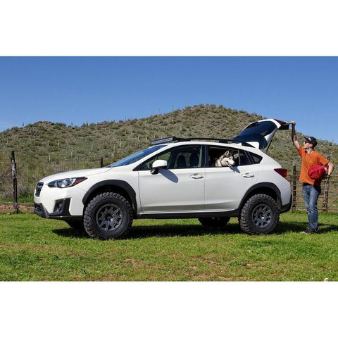 Daystar Crosstrek 2 Inch Lift Kit Bolt On 18-Present Crosstrek Daystar KS09102BK-BKCG-Lift Kits-Daystar-Get Lift Kits