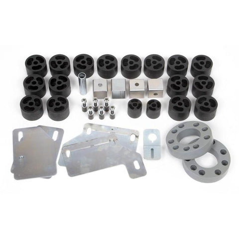 Daystar F-150 Lift Kit 4 Inch 4.0 Series Tactical 15-19 Ford F-150 2/4WD Non Air Ride Trucks Daystar 4001101-BKCG-Lift Kits-Daystar-Get Lift Kits