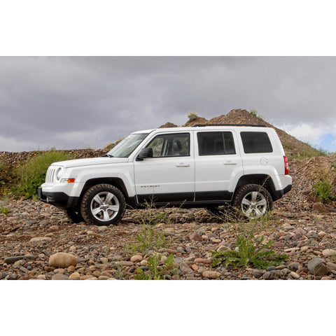 Daystar Jeep Patriot 1.5 Inch Lift Kit 07-17 Patriot Daystar KJ09169BK-BKCG-Lift Kits-Daystar-Get Lift Kits