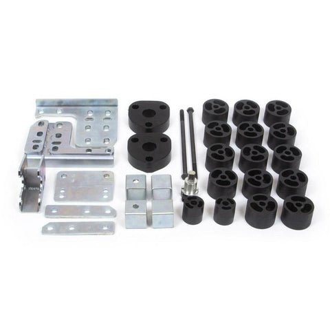 Daystar RAM 1500 Lift Kit 4 Inch 4.0 Series Tactical 2019 RAM 1500 4WD Non Air Ride Trucks Daystar 4003108-BKCG-Lift Kits-Daystar-Get Lift Kits
