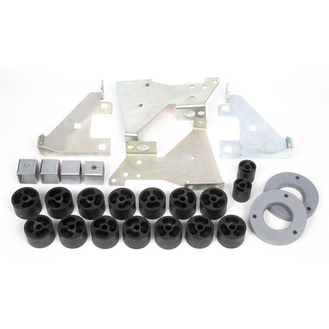 Daystar Silverado/Sierra 1500 4 Inch 4.0 Series Tactical 16-18 Silverado/Sierra 1500 2/4WD Non Air Ride Trucks Daystar 4002101-BKCG-Lift Kits-Daystar-Get Lift Kits