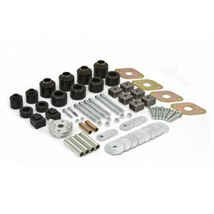 Get Lift Kits Daystar Tacoma Body Mount Kit 1 Inch 96-04 Tacoma  KT04506BK $226.79