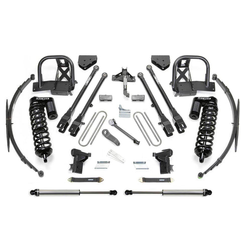 Image of Fabtech 2005-07 Ford F250/f350 4wd 10″ 4 Link Lift Kit K2041dl Fabtech Suspension lift kit 7340.85 Get Lift Kits