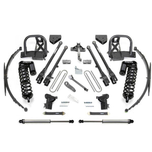 Fabtech 2005-07 Ford F250/f350 4wd 10″ 4 Link Lift Kit K2041dl Fabtech Suspension lift kit 7340.85 Get Lift Kits