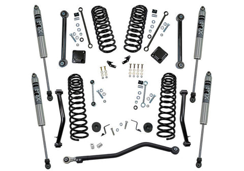 Image of Superlift 4in Jeep Lift Kit Gladiator JT 2020 Jeep Gladiator