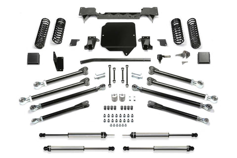 Image of Fabtech 2020 Jeep Gladiator 4WD – 3″ Crawler Lift kits