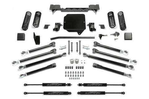 3″ CRAWLER LIFT KIT W/ STEALTH SHOCKS – K4169M