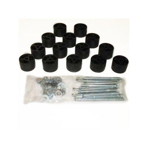 Performance Accessories 2 Inch Body Lift Kit PA702-bfrp-Body Lift-Performance Accessories-Get Lift Kits