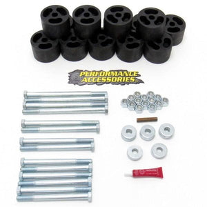 Performance Accessories 2 Inch Body Lift Kit PA562-bfrp-Body Lift-Performance Accessories-Get Lift Kits