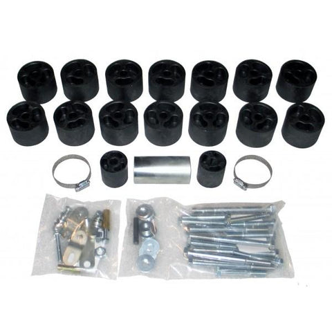 Performance Accessories 2 Inch Body Lift Kit PA532X-bfrp-Body Lift-Performance Accessories-Get Lift Kits