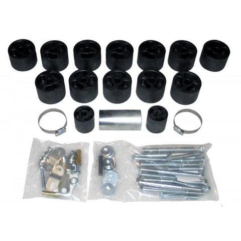 Performance Accessories 2 Inch Body Lift Kit PA532-bfrp-Body Lift-Performance Accessories-Get Lift Kits