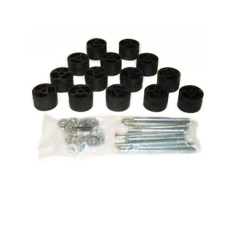 Performance Accessories 2 Inch Body Lift Kit PA742-bfrp-Body Lift-Performance Accessories-Get Lift Kits