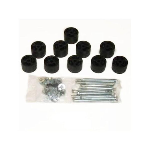 Performance Accessories 2 Inch Body Lift Kit PA732-bfrp-Body Lift-Performance Accessories-Get Lift Kits