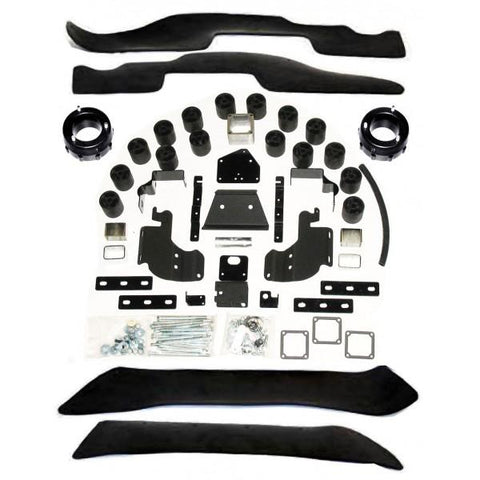 Image of Performance Accessories 5 Inch Lift Kit 03 05 Dodge Ram 1500 Std/Ext/Crew Cabs 4WD Only Gas PAPLS601-bfrp-Body Lift-Performance Accessories-Get Lift Kits