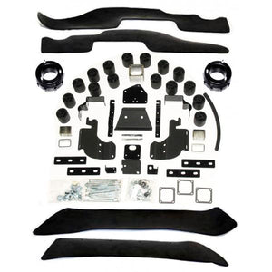 Performance Accessories 5 Inch Lift Kit 03 05 Dodge Ram 1500 Std/Ext/Crew Cabs 4WD Only Gas PAPLS601-bfrp-Body Lift-Performance Accessories-Get Lift Kits