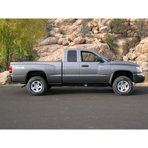 Image of Performance Accessories 5 Inch Lift Kit 05 11 Dodge Dakota Std/Ext/Quad Cabs 2WD/4WD Gas PAPLS606-bfrp-Body Lift-Performance Accessories-Get Lift Kits