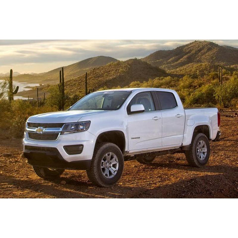 Performance Accessories Colorado/Canyon 2 Inch Body Lift 17 19 Colorado/Canyon PA10332-bfrp-Body Lift-Performance Accessories-Get Lift Kits