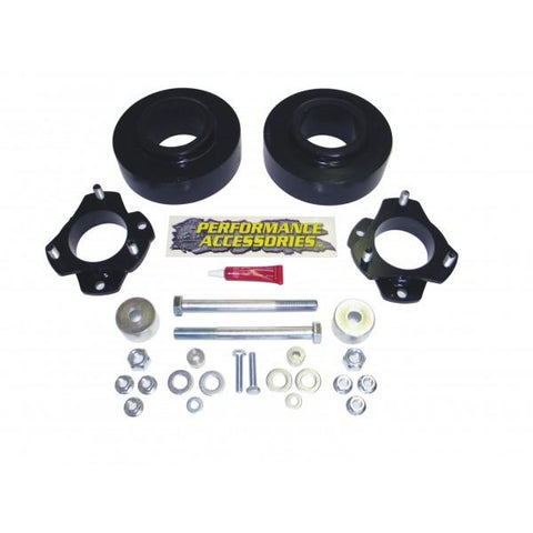 Image of Performance Accessories 2.25 2 Inch Leveling Kit PATL228PA-bfrp-Leveling Kit-Performance Accessories-Get Lift Kits