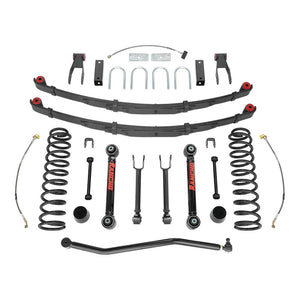 "Rancho 01-84 Jeep Cherokee Xj 3.5"" Lift Kit RS66003B Rancho Suspension lift kit 1236.32 Get Lift Kits"