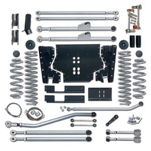 Rubicon 3.5 Inch LJ Lift Kit Extreme Duty Long Arm 04-06 LJ RE7223-Long Arm Lift Kits-Rubicon Express-Get Lift Kits