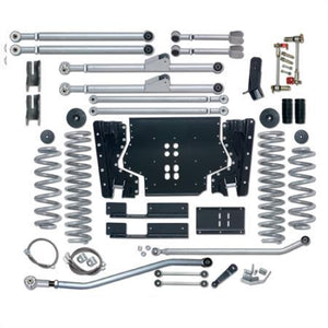Rubicon 3.5 Inch TJ Lift Kit Extreme Duty Long Arm 97-02 TJ RE7203-Long Arm Lift Kits-Rubicon Express-Get Lift Kits