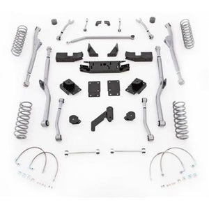 Rubicon 4.5 Inch Long Arm Lift Kit 07-18 JK 2 Dr Extreme Duty Radius JKRR24-Long Arm Lift Kits-Rubicon Express-Get Lift Kits