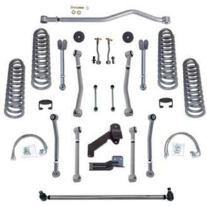 Rubicon 4.5 Inch Super-Flex Suspension Lift Kit for 07-18 JK Unlimited and Rubicon Unlimited RE7148-Lift Kits-Rubicon Express-Get Lift Kits