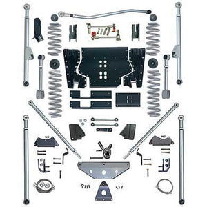 Rubicon 4.5 Inch TJ Tri Link Long Arm 04-06 TJ RE7524-Long Arm Lift Kits-Rubicon Express-Get Lift Kits