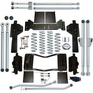 Rubicon 4.5 Inch ZJ Long Arm Lift Kit 93-98 Grand ZJ Extreme Duty Lift Kit W/Mono Tube Shocks RE8300M-Long Arm Lift Kits-Rubicon Express-Get Lift Kits