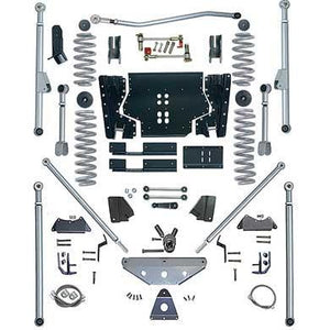 Rubicon 5.5 Inch TJ Tri Link Long Arm 97-02 TJ RE7505-Long Arm Lift Kits-Rubicon Express-Get Lift Kits