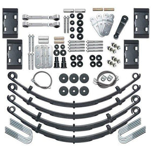 Rubicon CJ Lift Kit Extreme Duty 4.5 Inch 76-86 CJ5, CJ7, Scrambler CJ RE5525-Lift Kits-Rubicon Express-Get Lift Kits