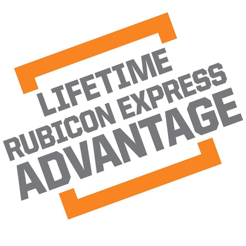 Rubicon JK Lift Kit 3.5 Inch Sport 07-18 JKU 4 Dr RE7145-Lift Kits-Rubicon Express-Get Lift Kits