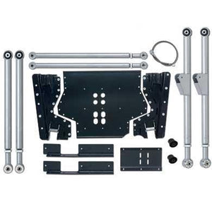 Rubicon TJ Long Arm Upgrade Kit Extreme Duty W/Rear Up Pres 97-02 TJ RE7230-Long Arm Upgrade Kits-Rubicon Express-Get Lift Kits