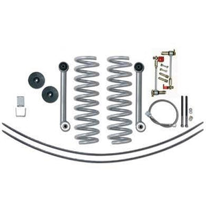 Rubicon XJ Lift Kit 3.5 Inch Super Flex 84-01 XJ RE6010-Lift Kits-Rubicon Express-Get Lift Kits