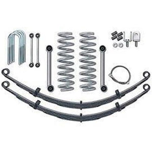 Rubicon XJ Lift Kit 3.5 Inch Super Ride W/Leafs Chry 8.25 84-01  XJ  RE6026