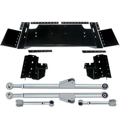 Rubicon XJ Long Arm Upgrade Kit Extreme Duty 84-01 XJ RE6330-Long Arm Upgrade Kits-Rubicon Express-Get Lift Kits