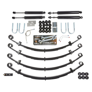 Rubicon YJ Lift Kit 2.5 Inch Standard 87-95 YJ RE5505-Lift Kits-Rubicon Express-Get Lift Kits