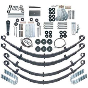 Rubicon YJ Lift Kit 4.5 Inch Extreme Duty 87-95 YJ RE5520-Lift Kits-Rubicon Express-Get Lift Kits