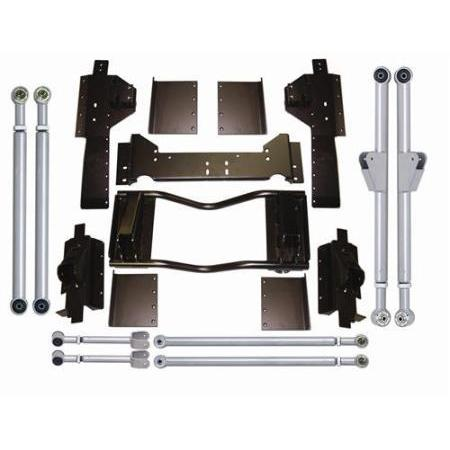 Rubicon ZJ Long Arm Upgrade Kit Extreme Duty 93-98 Grand ZJ RE8330-Long Arm Upgrade Kits-Rubicon Express-Get Lift Kits
