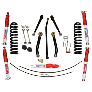 "Skyjacker Cherokee XJ 4.5"" Lift Kit JC451K-SVX-N skyjacker suspension Suspension lift kit 1518.78 Get Lift Kits"