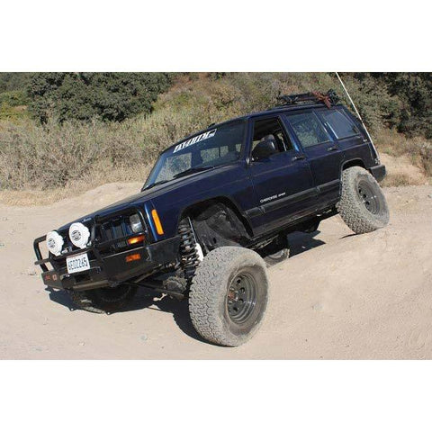 "Image of Zone Offroad XJ Cherokee 4.5"" Lift Kit J8N/J9N Zone Offroad Suspension lift kit 523.27 Get Lift Kits"