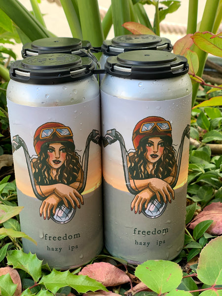 Freedom Hazy IPA