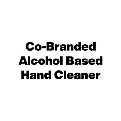 Co-Branded Alcohol Based Hand Cleaner Gel (1500 Pack)