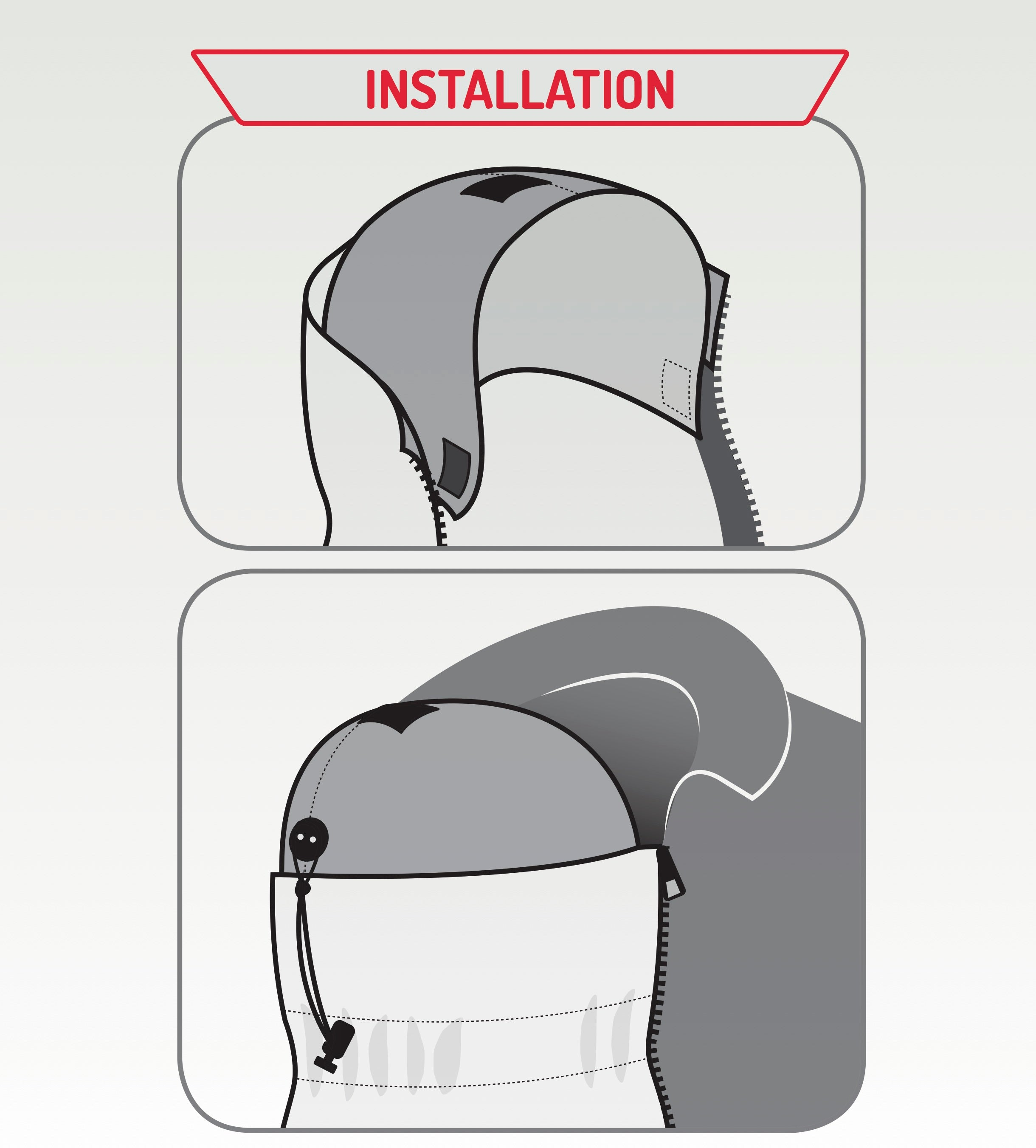 Baby Hood Installation Guide
