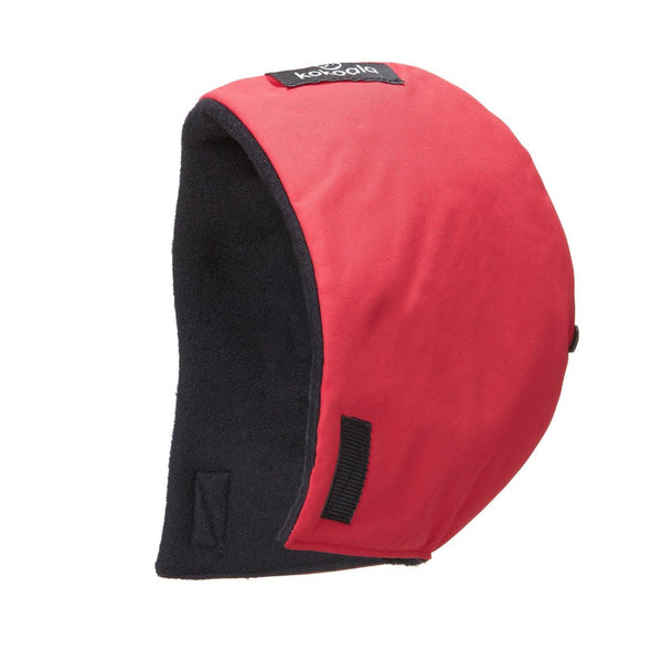 Baby Hood for Coat Extender - Rouge