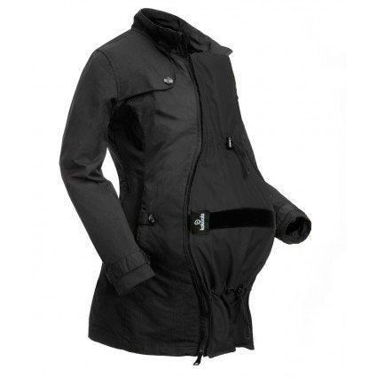 Maternity Coat Extender - Deluxe Black - Past Collection