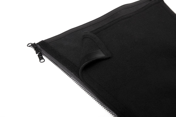 Extra Polar Fleece for Jacket Extender - Black