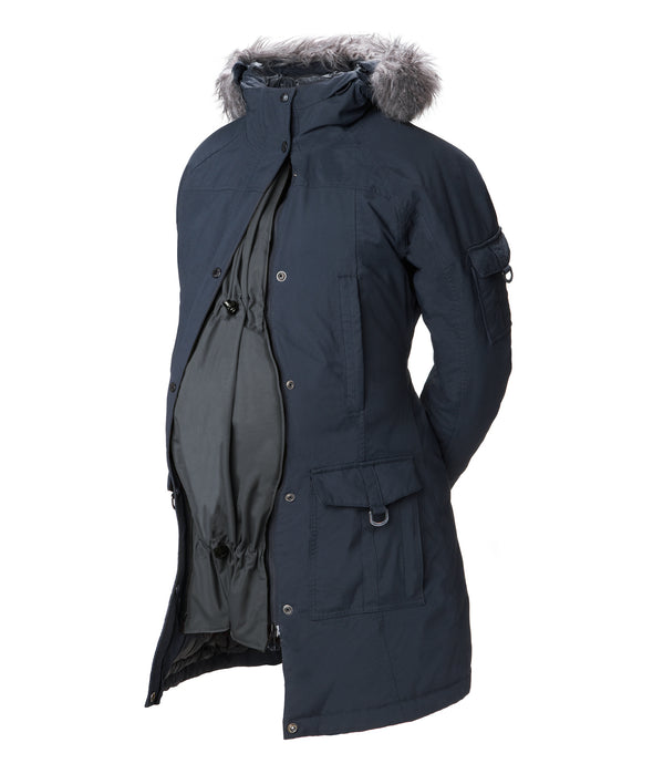 The Original Maternity winter Coat Extender for pregnancy