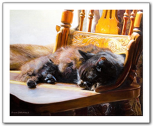 Load image into Gallery viewer, The Chair Giclee Prints