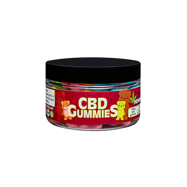CBD Original Gummies 25ct - HempBaby